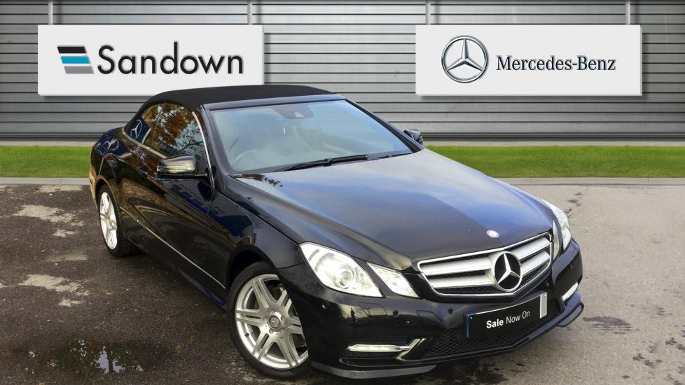 Mercedes benz e class e250 cdi blueefficiency sport 2dr for Mercedes benz complaint department