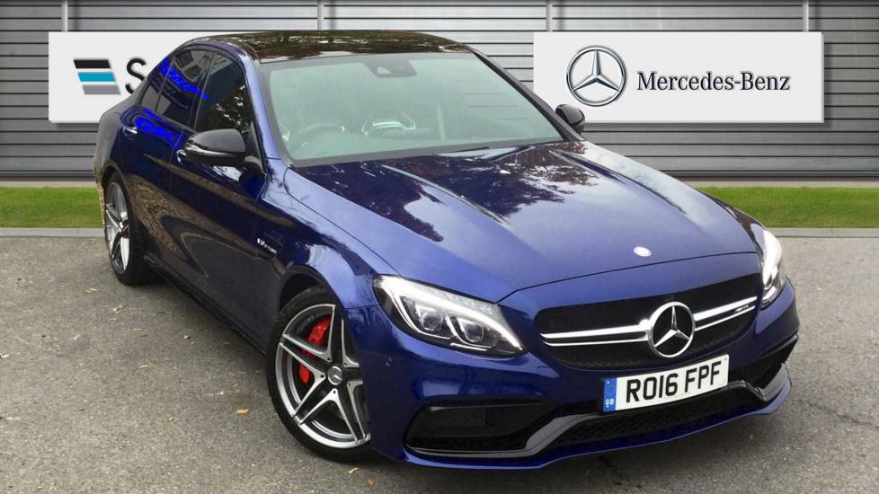 Mercedes benz c class c63 s premium 4dr auto 3 982 cc 65 995 for Mercedes benz c service details