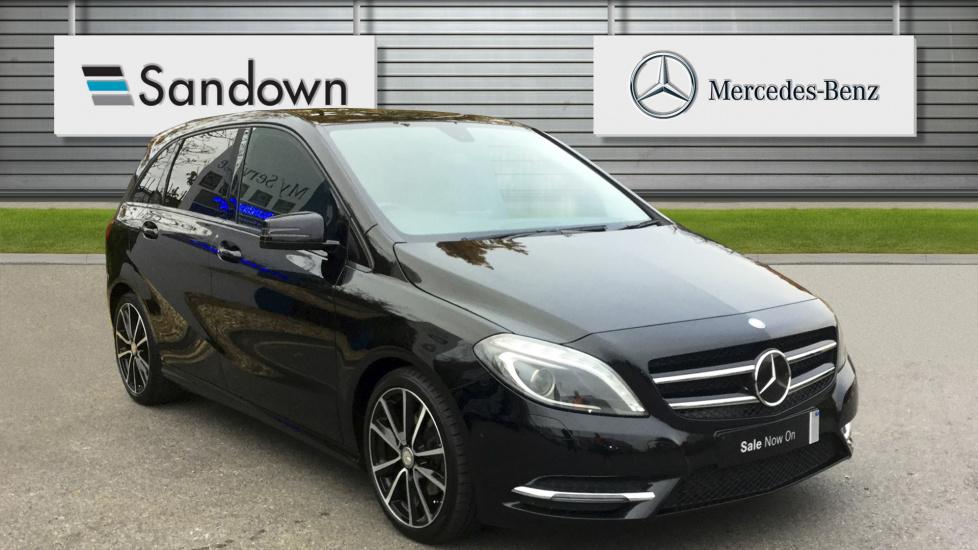Mercedes benz b class b200 cdi sport 5dr auto 1 796 cc 13 994 for Mercedes benz service b specials