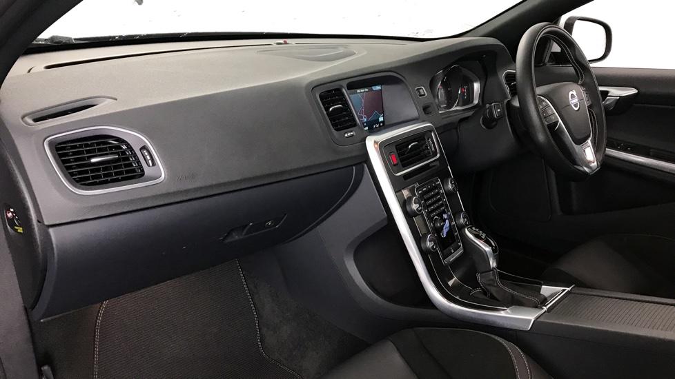 Volvo S60 D4 R DESIGN NAV AUTO D4 R-Design Nav Automatic