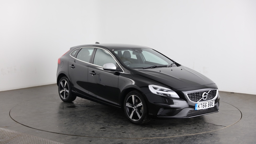 Volvo V40 T2 R-Design Manual WINTER PACK, LOW MILEAGE, NAV, REAR PARK ASSIST