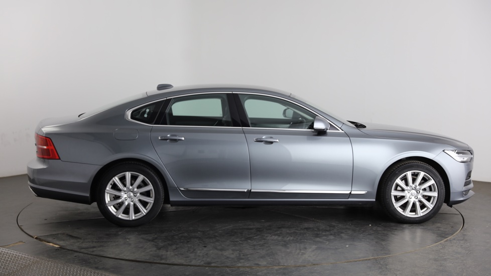 Volvo S90 D4 Inscription Geartronic, Sensus Nav, Winter Pack, 18's, Leather, Rear Sensors, DAB, Bluetooth & MORE