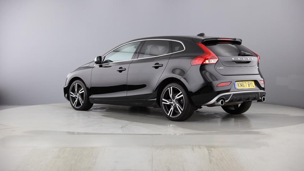 Volvo V40 D4 (190hp) R-Design Pro Nav Auto, WINTER PACK, DRIVERS SUPPORT PACK