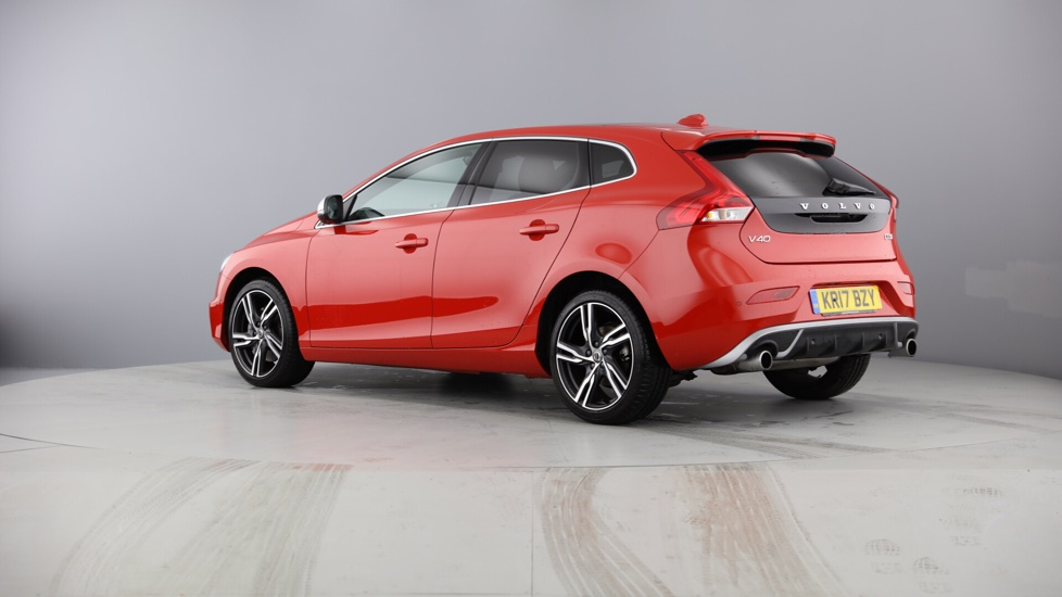 Volvo V40 D3 R-Design Pro Automatic Xenium Pack with Park Camera, Power Seats, Tints