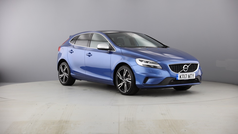 Volvo V40 D3 R-Design Pro Manual