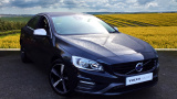 Volvo S60 D3 R-Design Nav Manual, Winter Pack, Sensus Navigation, Rear Park Assist