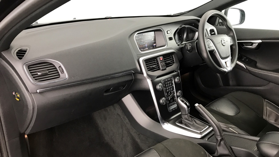 Volvo V40 D3 R-Design Nav Plus with a Winter Pack and Dark Tinted Rear Windows