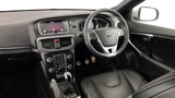 Volvo V40 D2 R-Design Pro Manual Winter Pack, Full Leather, Tints, Park Assist