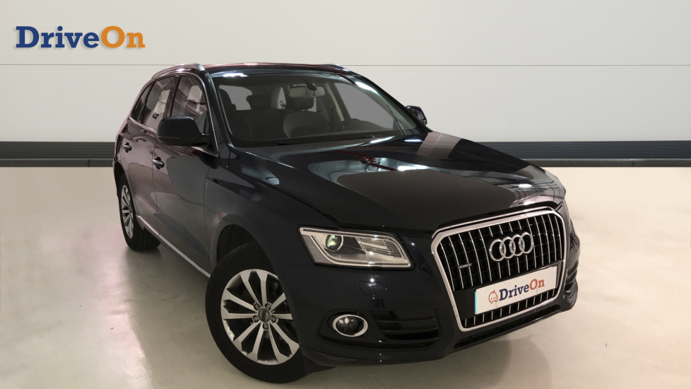 AUDI Q5 2.0 TDI CLEAN 190CV QUATT S TRO ADVANCED (VEHICULO SIN ACONDICIONAR - VENTA EN ESTADO)