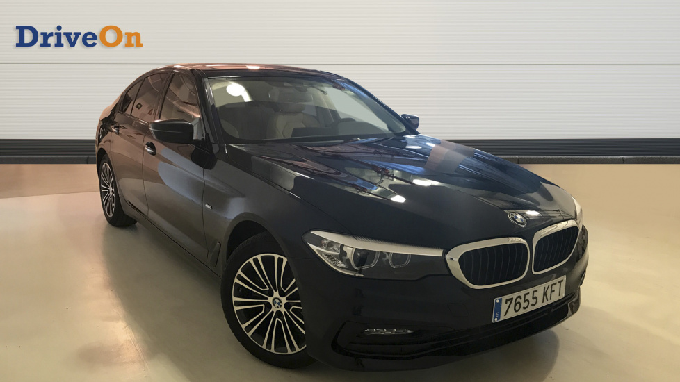 BMW SERIE 5 520D 190CV AUTOMATICO