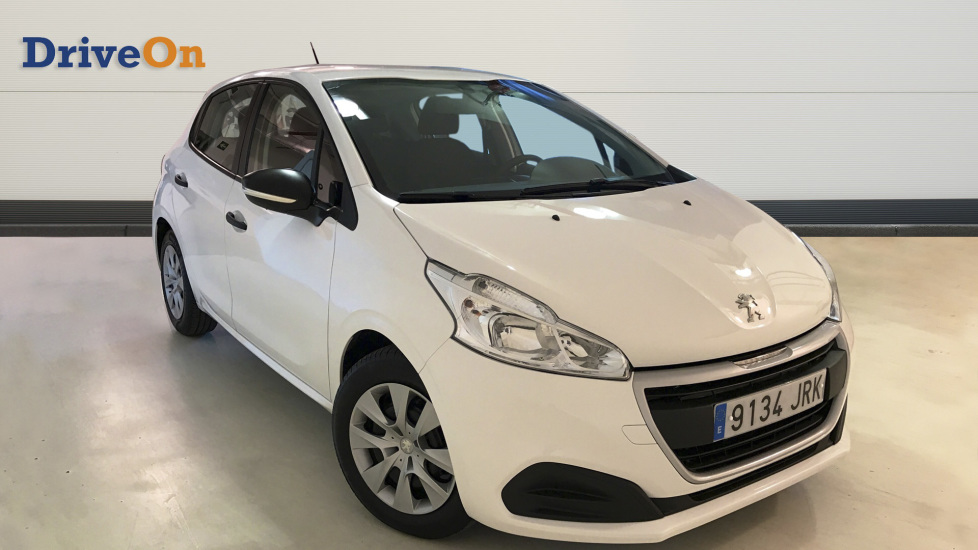 PEUGEOT 208 5P BUSINESS LINE 1.6 BLUEHDI