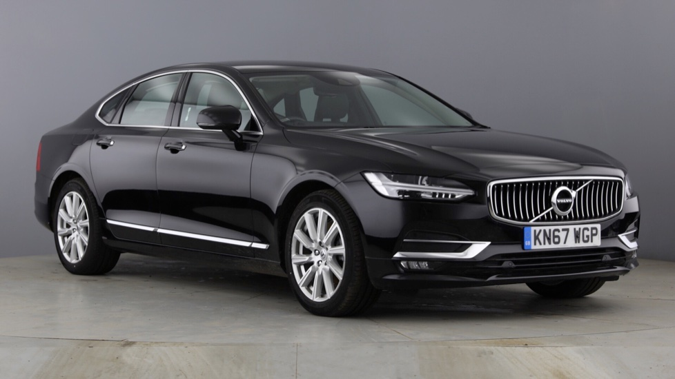 Volvo S90 D5 PowerPulse AWD Inscription Automatic with Front and Rear Park Assist