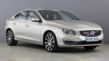 Volvo S60 D3 SE Lux Nav Manual Drivers Support Pack,18inch Titania Alloys, Leather