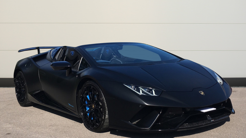 Lamborghini Huracan Performante Spyder LP 640-4 2dr LDF 5.2 Automatic Convertible (2018)