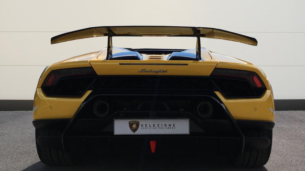 Lamborghini Huracan Performante Spyder LP 640-4 2dr image 7