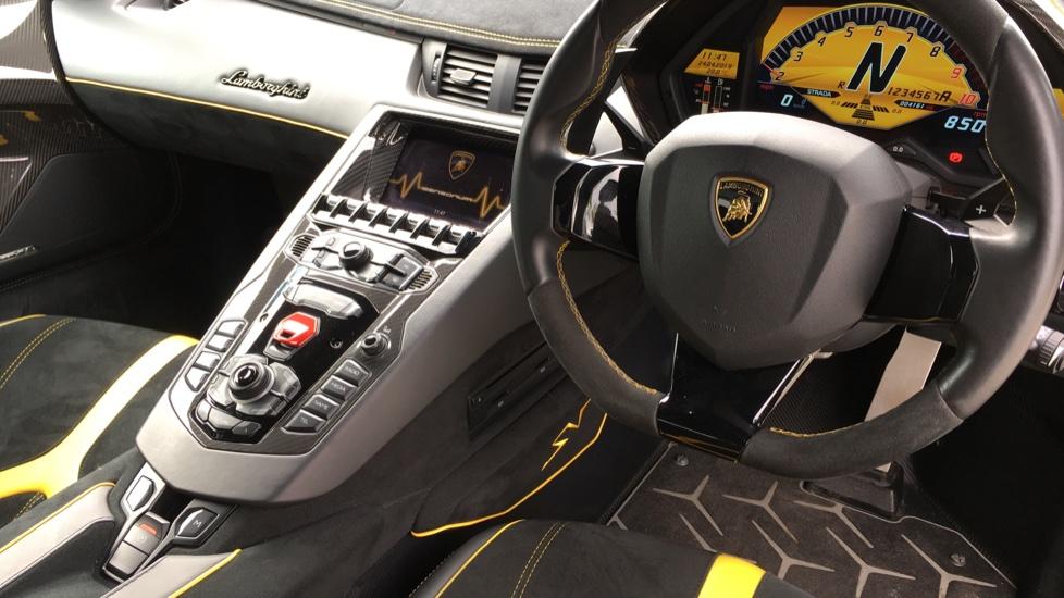 Lamborghini Aventador SV LP 750-4 Roadster Superveloce 2dr ISR image 9
