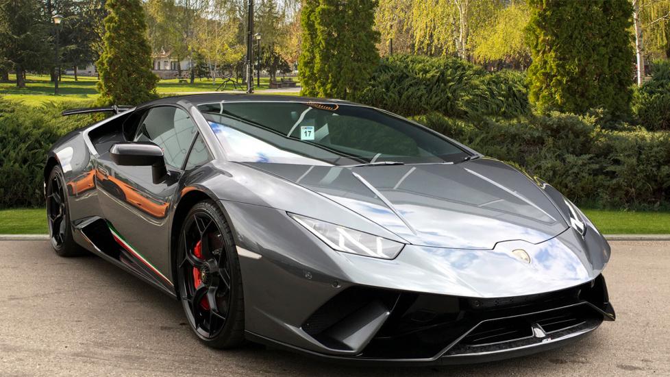 Lamborghini Huracan Lp 640 4 Performante 2dr Ldf 5 2 Automatic Coupe