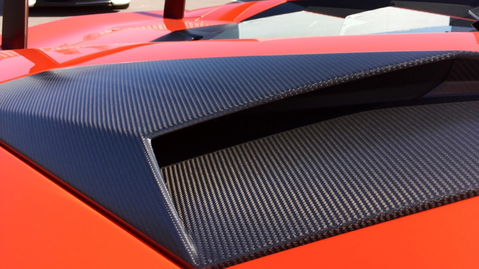 Lamborghini Aventador SV LP 750-4 2dr ISR image 16
