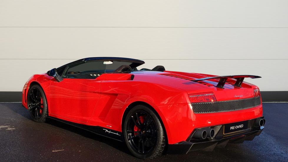 Lamborghini Gallardo Performante Spyder Edizione Tecnica 2dr 5 0