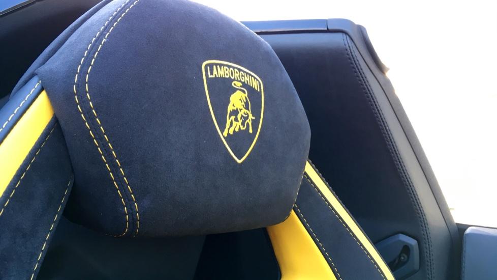 Lamborghini Aventador S Roadster LP 740-4 S 2dr ISR image 29