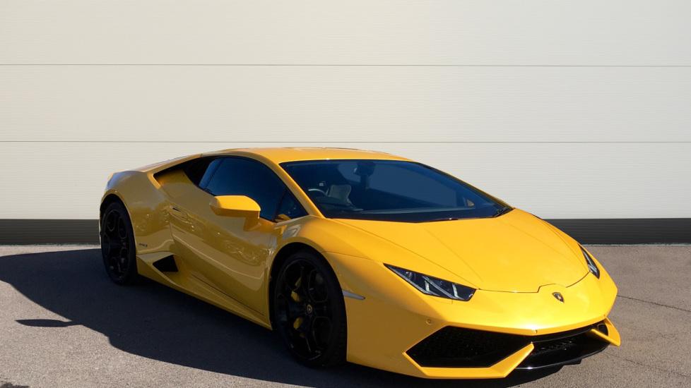 Used Lamborghini Huracan Cars For Sale Motorparks