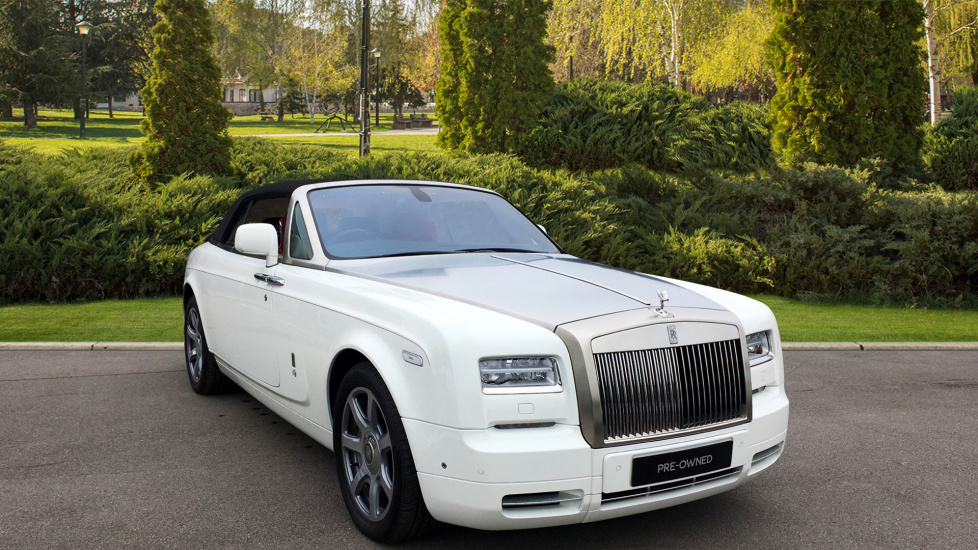 Rolls-Royce Phantom Drophead Coupe 6.7 Automatic 3 door (2014)