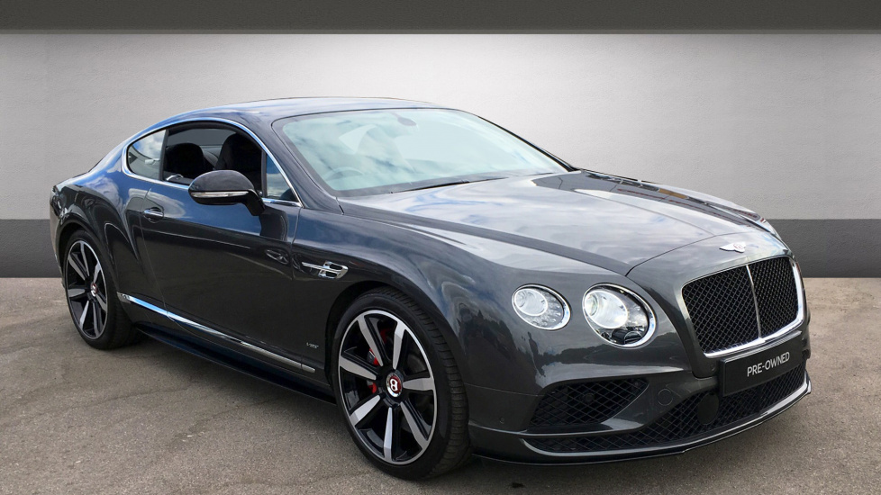 Bentley Continental GT 4.0 V8 S Mulliner Driving Spec 2dr Automatic 3 door Coupe (2015)
