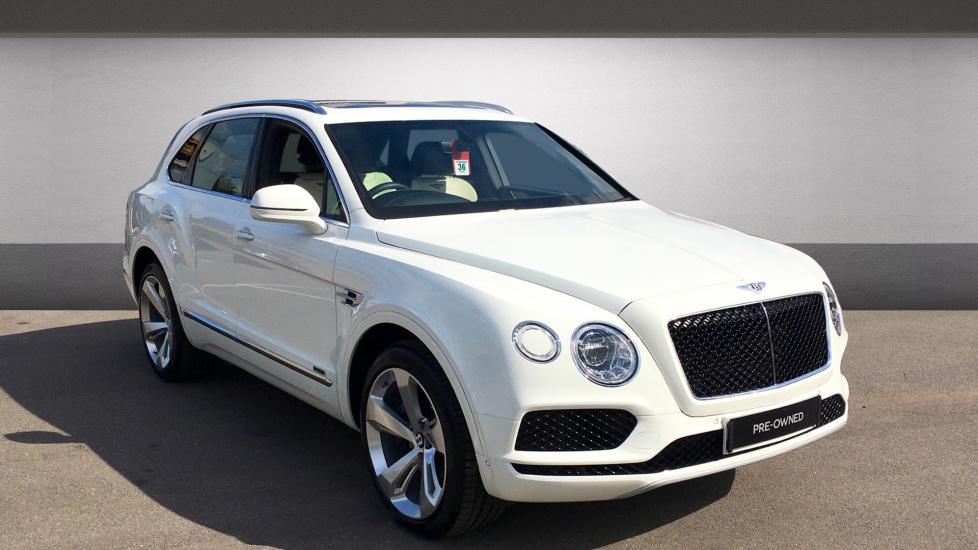 Bentley Bentayga 4.0 V8 5dr Diesel Automatic Estate (2017) image