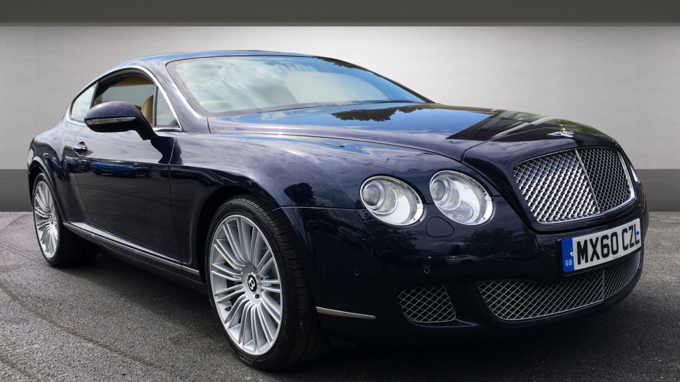 Bentley Continental GT 6.0 W12 Speed 2dr Automatic Coupe (2010)