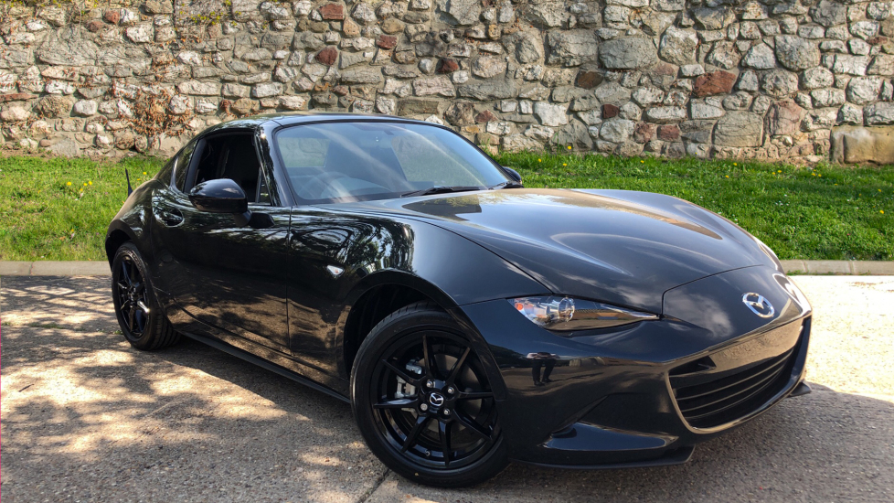 Mazda MX-5 RF 1.5 (132) SE-L Nav+ 2 door Convertible (18MY) image