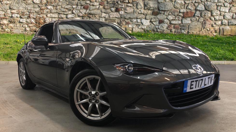 Mazda MX-5 1.5 SE-L Nav 2dr Convertible (2017)