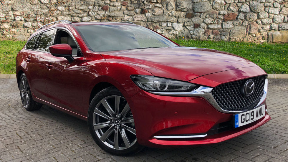 Mazda 6 2.5 GT Sport Nav+ 5dr Automatic Estate (2019) image