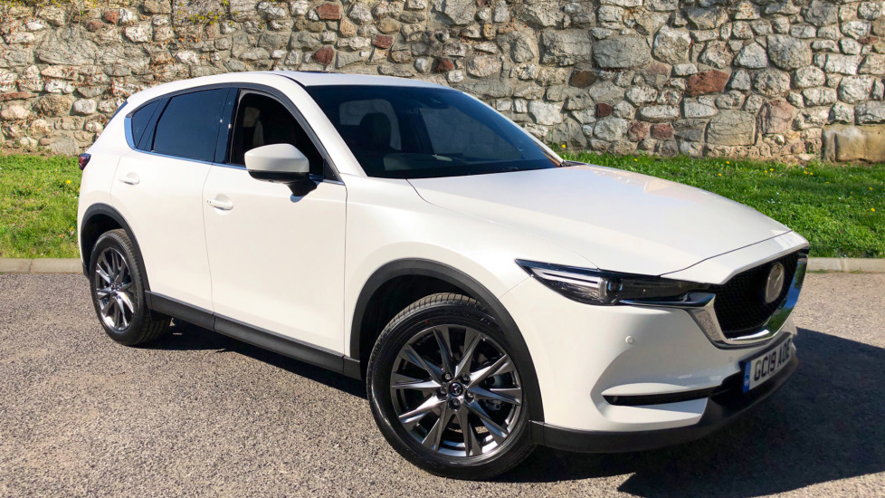 Mazda CX-5 2.2d [184] GT Sport Nav+ 5dr Auto AWD Diesel Automatic Estate (2019) image