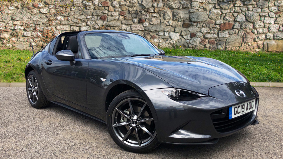 Mazda MX-5 2.0  Sport Nav+ 2dr Auto Automatic Convertible (2019) image