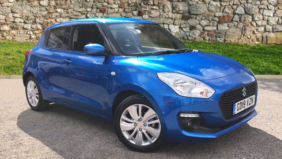 Suzuki Swift 1.0 Boosterjet SZ-T 5dr Hatchback (2019) image