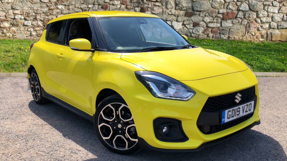 Suzuki Swift 1.4 Boosterjet Sport 5dr Hatchback (2019) image