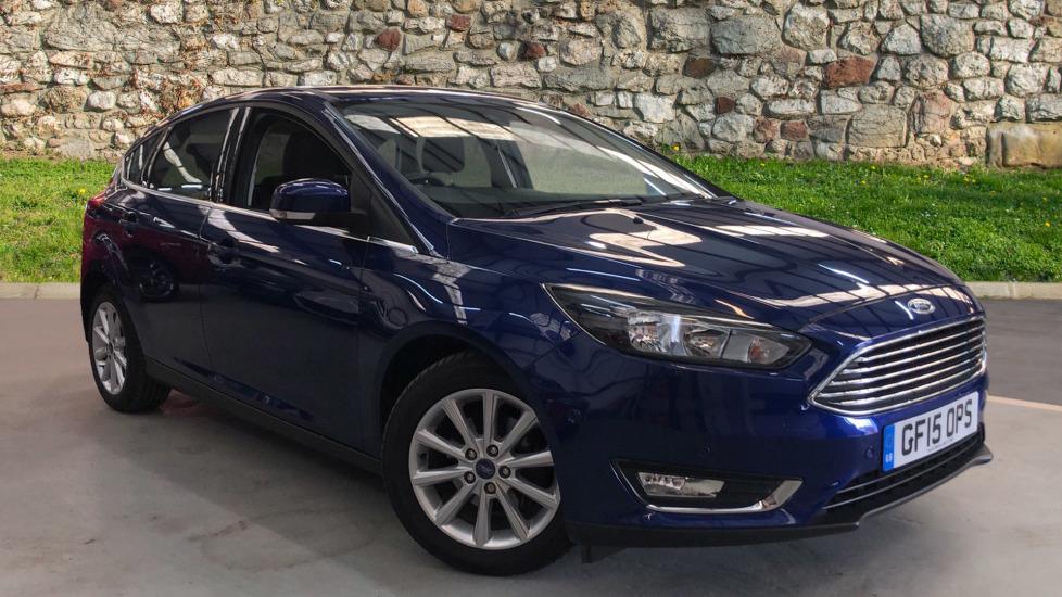 Ford Focus 1.0 EcoBoost Titanium 5dr Hatchback (2015) image