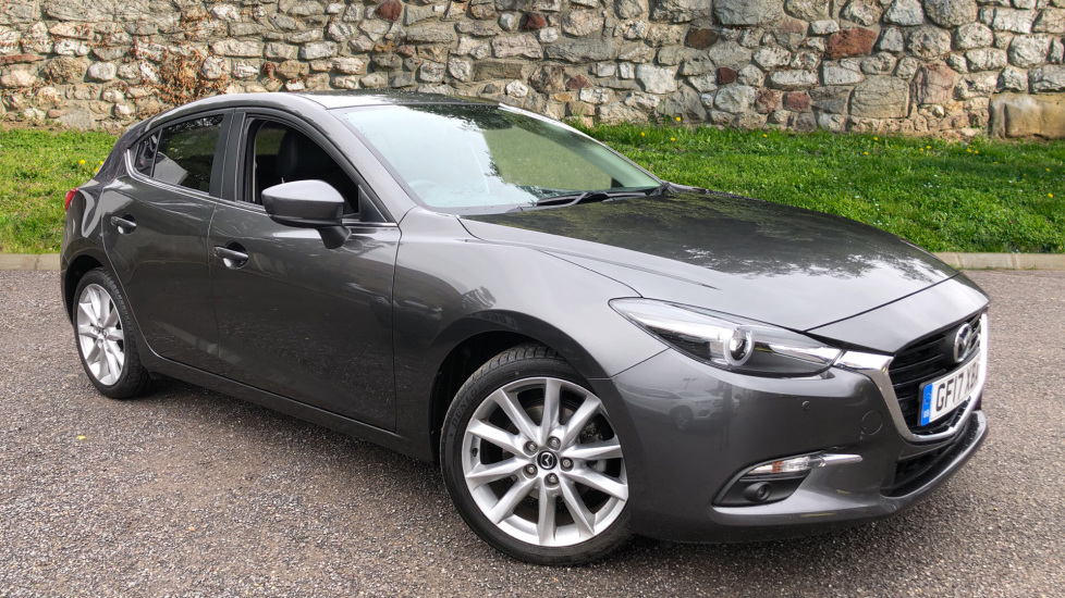 Mazda 3 2.0 Sport Nav 5dr Hatchback (2017) image