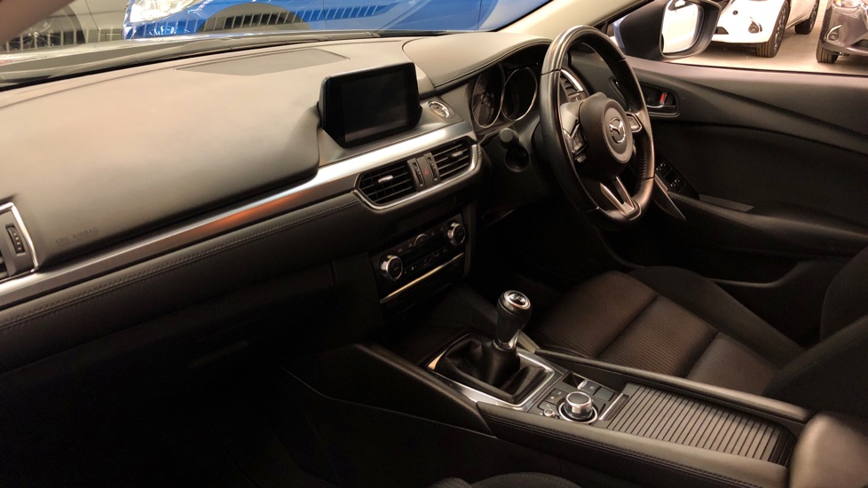 Mazda 6 2.0 SE-L 5dr image 13