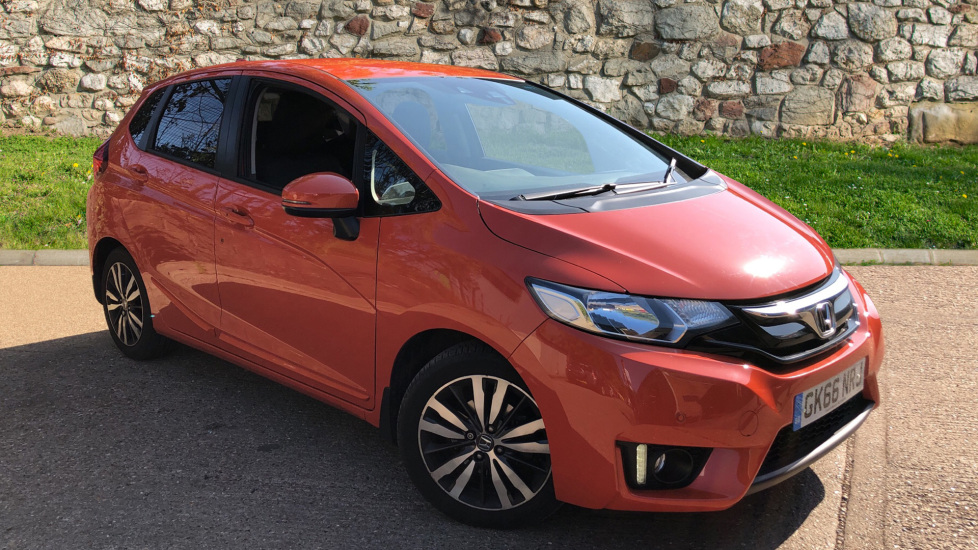 Honda Jazz 1.3 EX Navi CVT Automatic 5 door Hatchback (2016) image