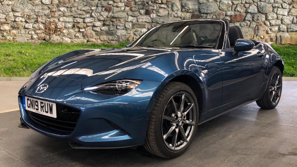 Mazda MX-5 2.0 [184] Sport Nav+ 2dr image 3