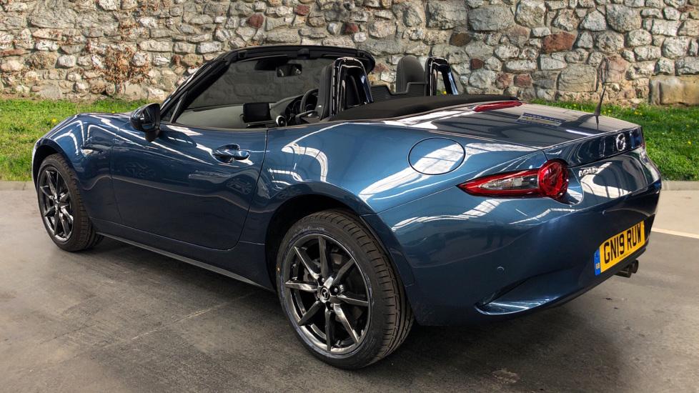 Mazda MX-5 2.0 [184] Sport Nav+ 2dr image 7