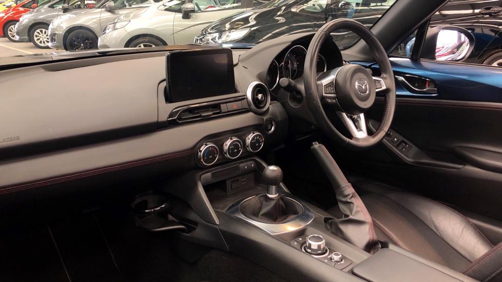 Mazda MX-5 2.0 [184] Sport Nav+ 2dr image 12