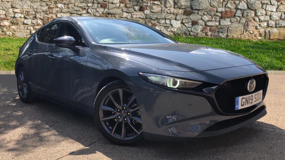 Mazda 3 2.0 Skyactiv-G GT Sport Tech 5dr Hatchback (2019) image