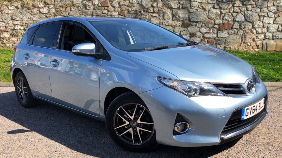 Toyota Auris 1.6 V-Matic Icon+ 5dr Hatchback (2014)