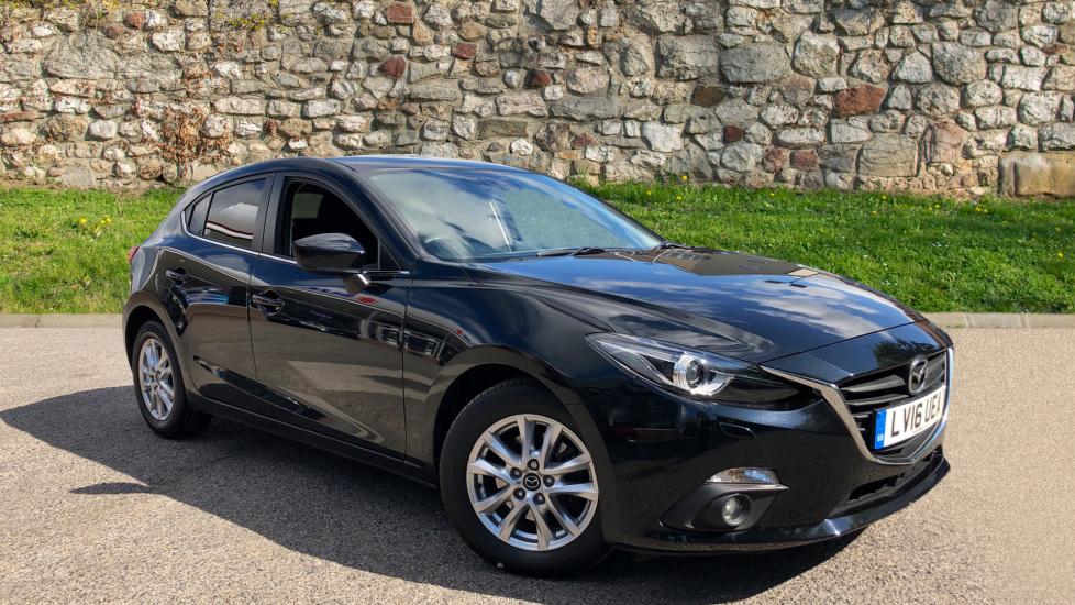 Mazda 3 2.2d SE-L Nav 5dr Diesel Hatchback (2016) image