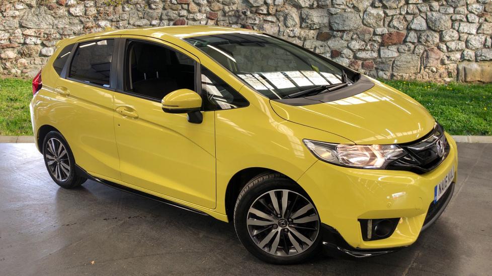 Honda Jazz 1.3 EX Navi 5dr Hatchback (2016) image