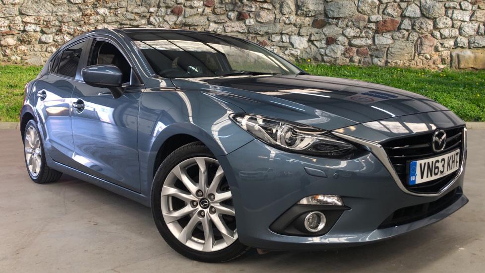 Mazda 3 2.0 Sport Nav 5dr Hatchback (2013) image