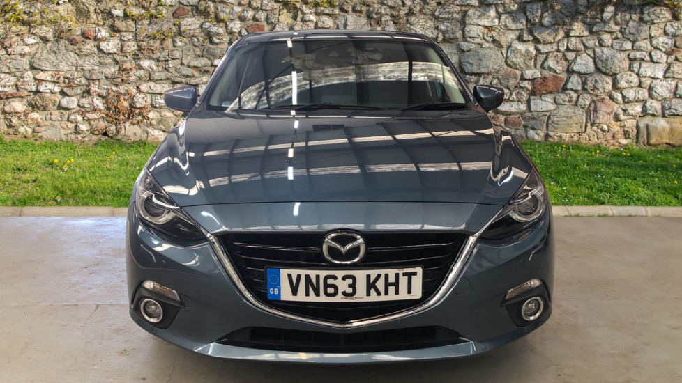 Mazda 3 2 0 Sport Nav 5dr Hatchback (2013) available from Bolton Motor Park  Abarth, Fiat and Mazda