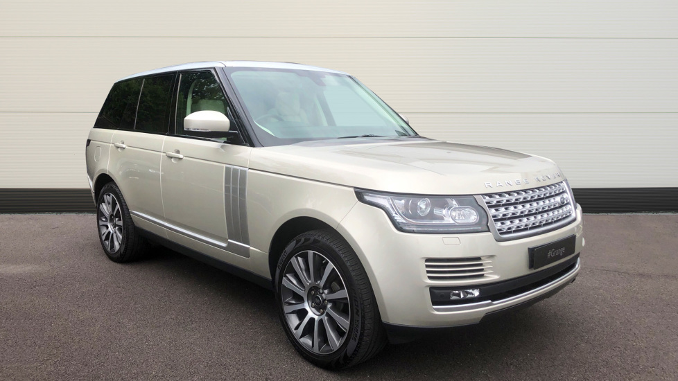 Land Rover Range Rover 3.0 TDV6 Vogue Diesel Automatic 5 door Estate (2014)